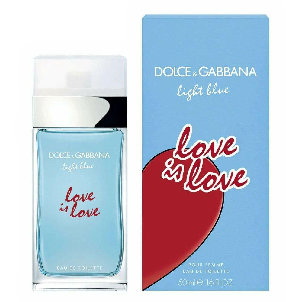 Dolce & Gabbana Light Blue Love Is Lo Femme Eau De Toilette Vapo 50ml One Size