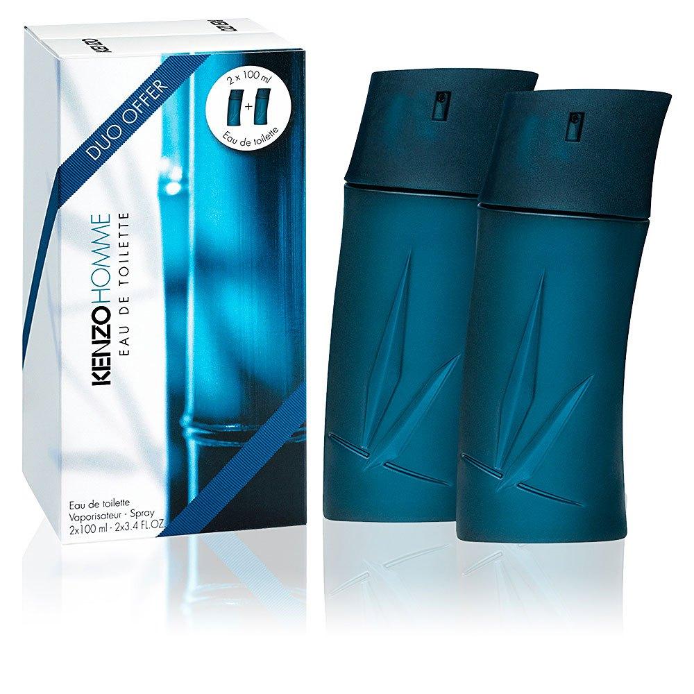 Kenzo Homme Duo Pack Eau De Toilette Vapo 100ml One Size