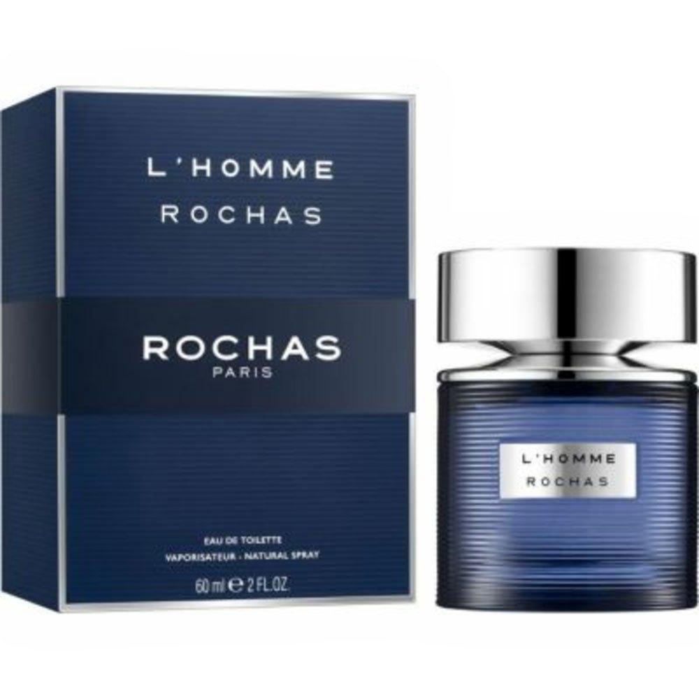 Rochas L´homme Eau De Toilette Vapo 100ml One Size