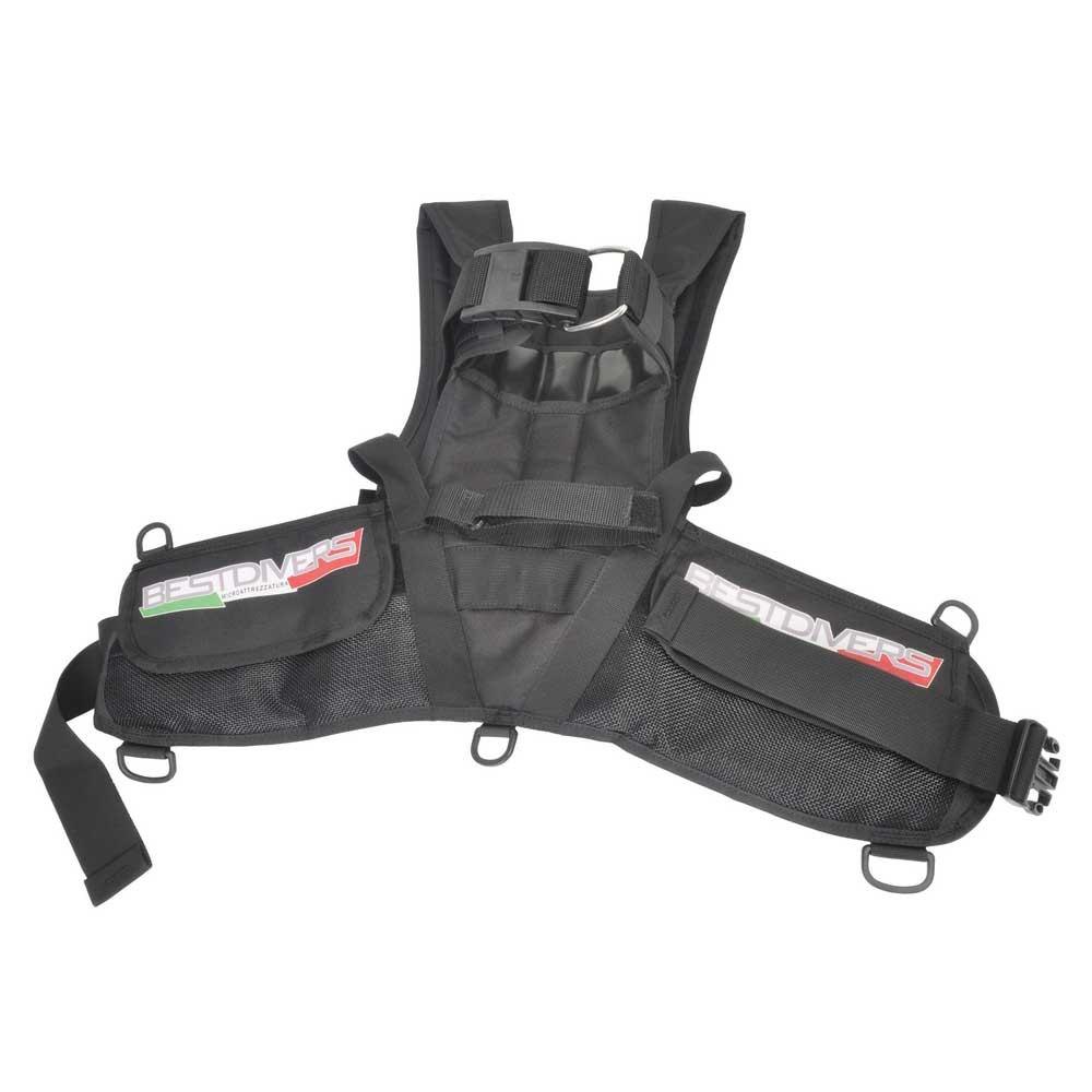 Gurte, Schellen, Halterungen Tank Backpack With Pocket Bcd Band