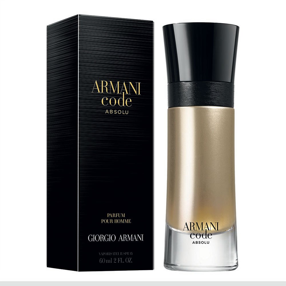 Giorgio Armani Code Absolu Eau De Parfum 60ml Vapo One Size Gold / Black