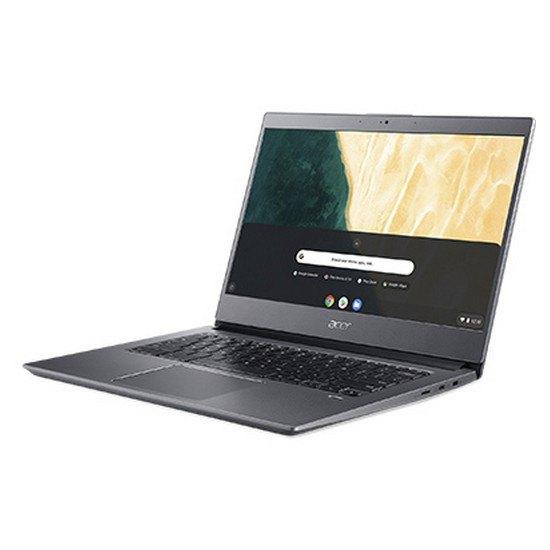 Portátil Acer Chromebook 714 Cb714-1w-54wb 14'' I5-8250u/8gb/128gb Ssd Spanish QWERTY Metal Grey