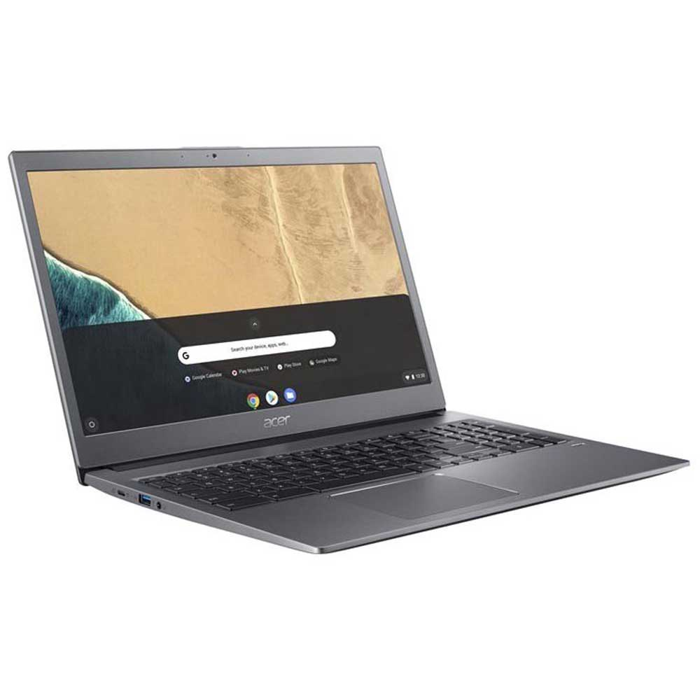 Portátil Acer Chromebook 715 Cb715-1w-50lt 15.6'' I5-8250u/8gb/128 Gb Emmc Spanish QWERTY Metal Grey