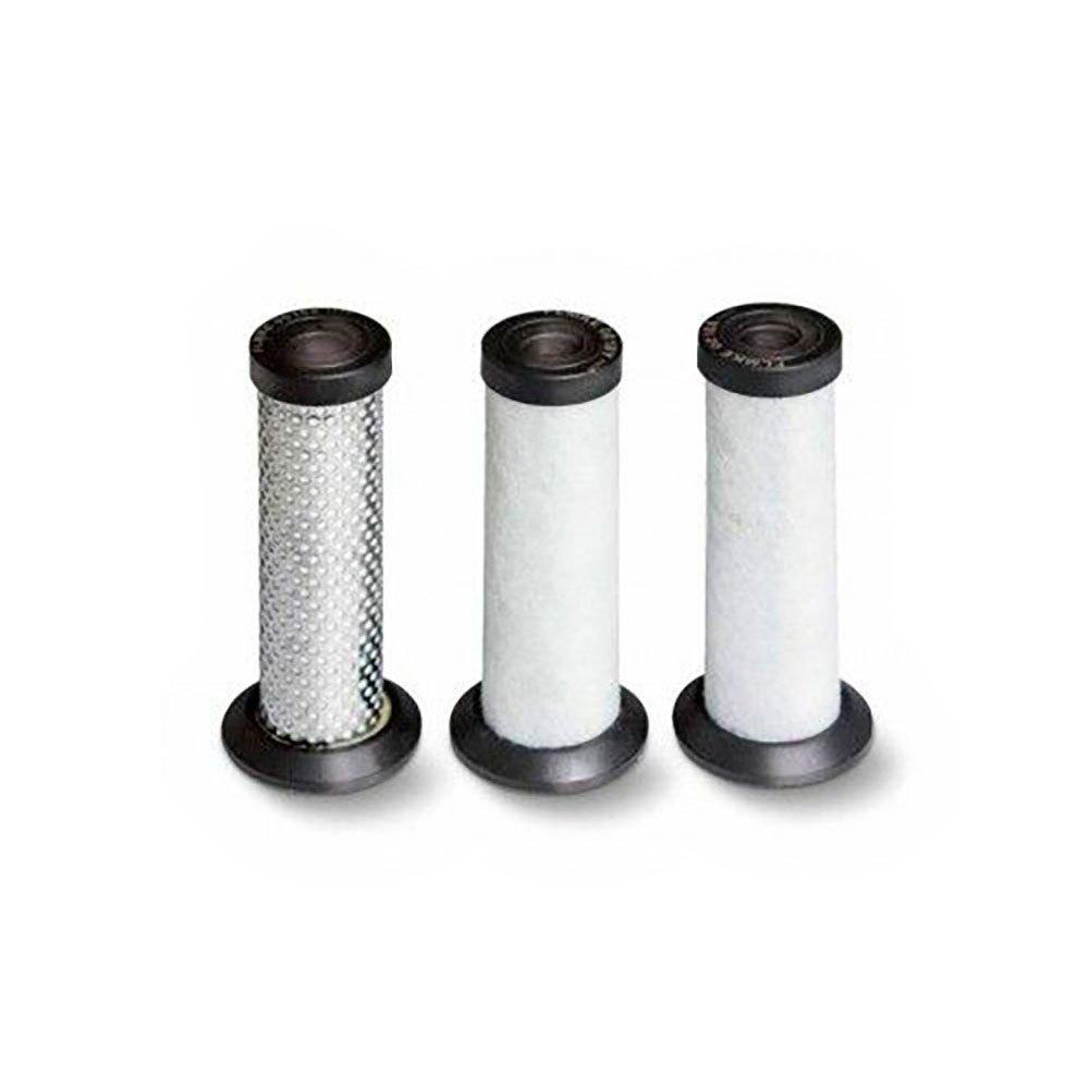 KOMPRESSOREN Leiser Luftfilter Lp 280/500 Rotierend 1.0 Micron Partikel