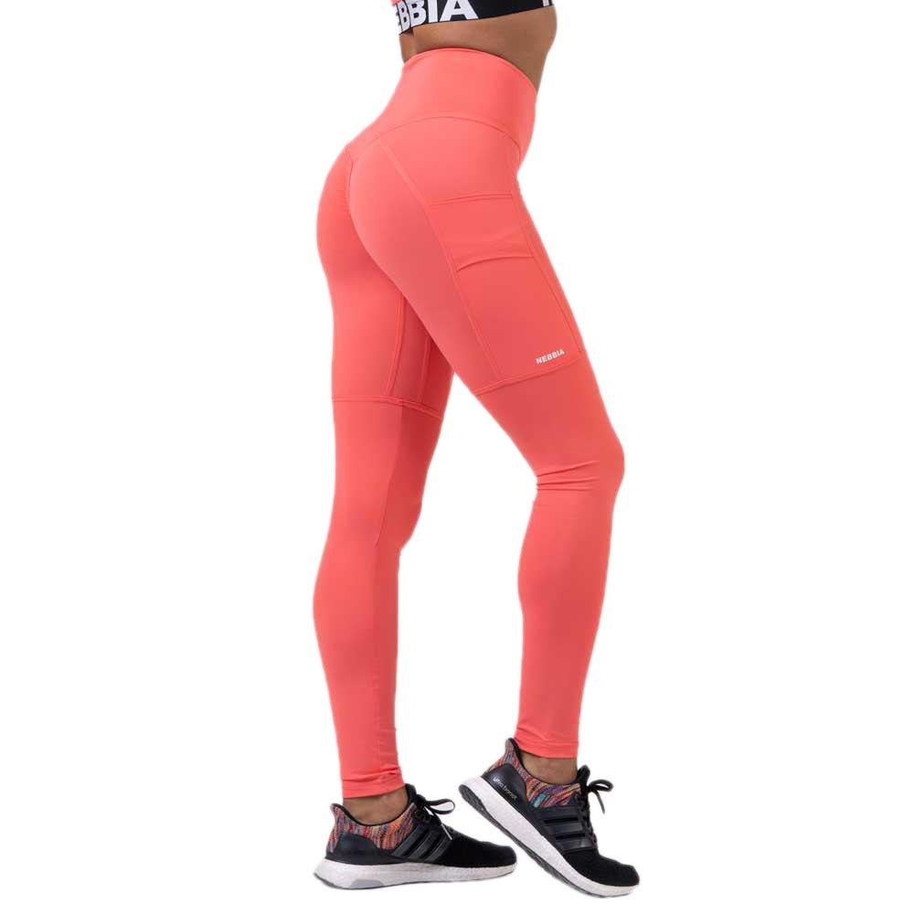 Nebbia Legging Fit&smart S Peach