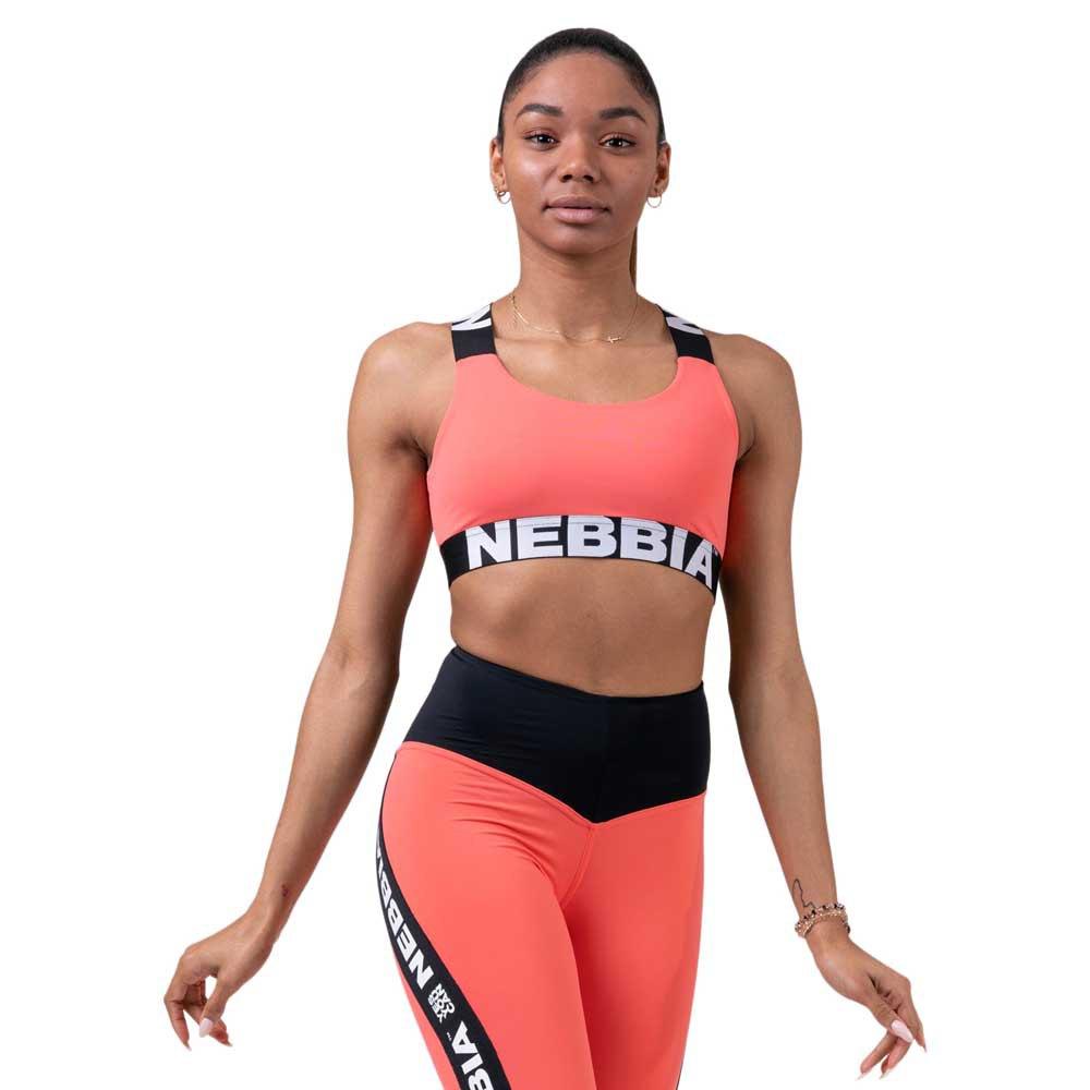 Nebbia Power Your Hero Iconic S Peach