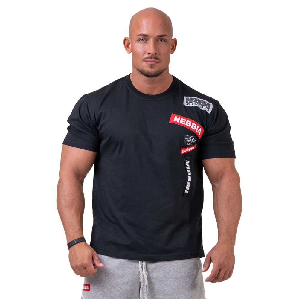 Nebbia Boys XL Black