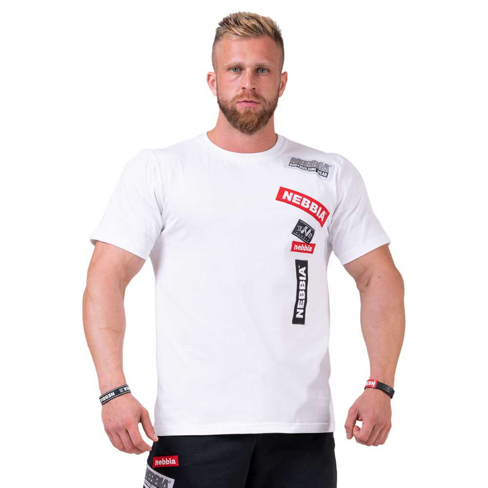 Nebbia Boys XL White