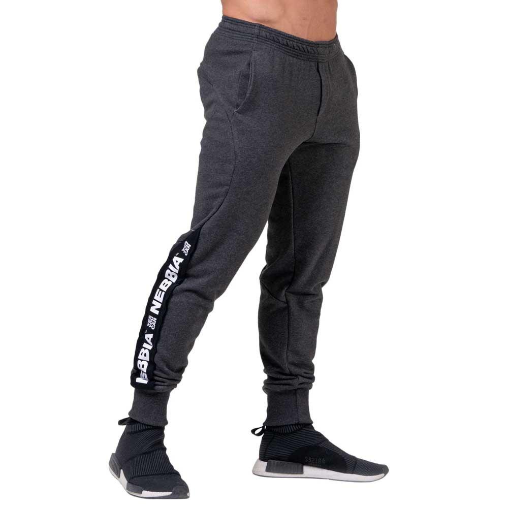 Nebbia Pantalon Longue Limitless M Dark Grey