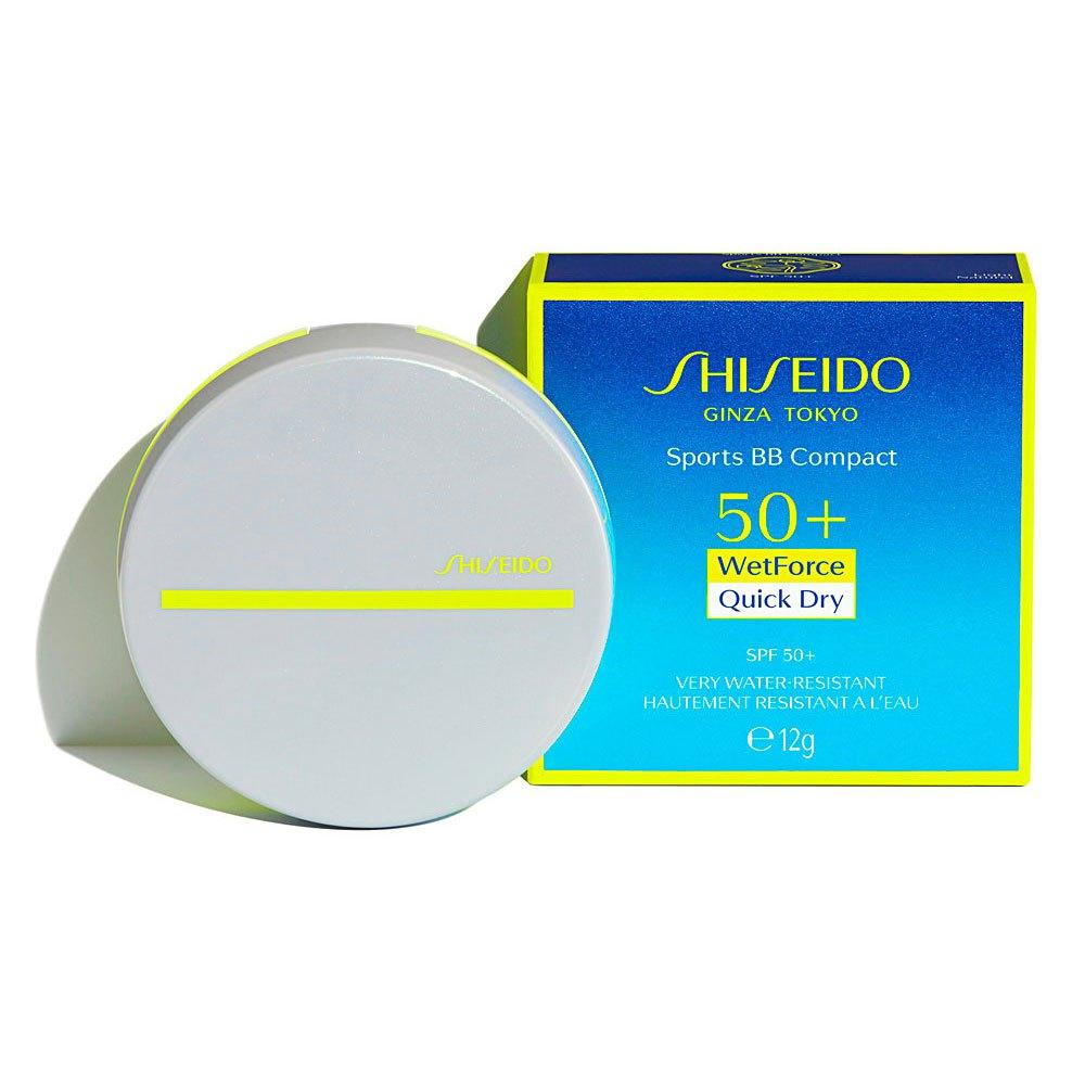 Shiseido Sun Sport Bb Compact Medium One Size
