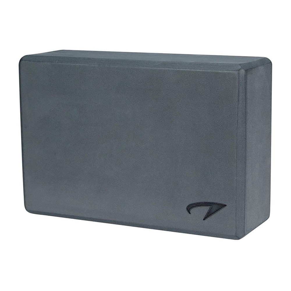 Avento Fitness/yoga Block One Size Grey