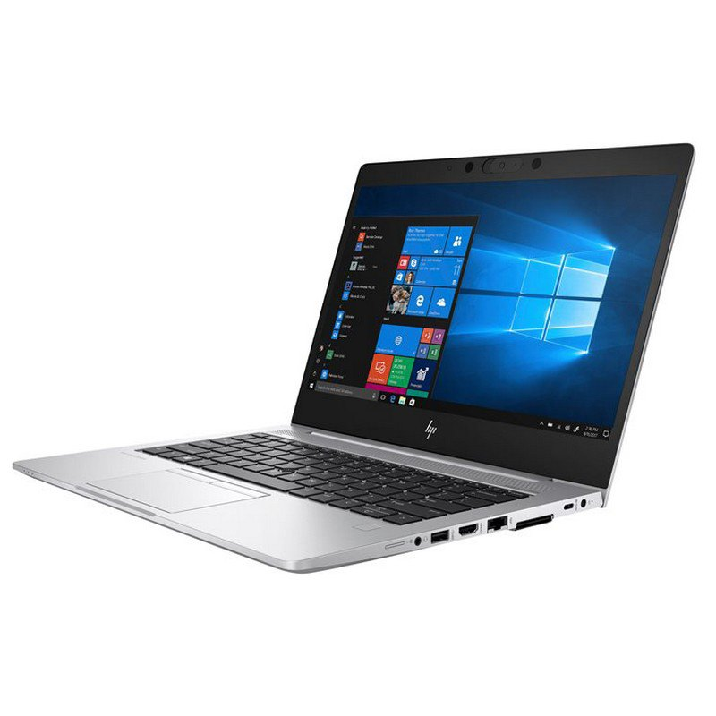 Portátil Hp 9ft15ea Elitebook 735 G6 13.3'' Ryzen 5 Pro-3500u/8gb/256gb Ssd Nvme Spanish QWERTY Silver