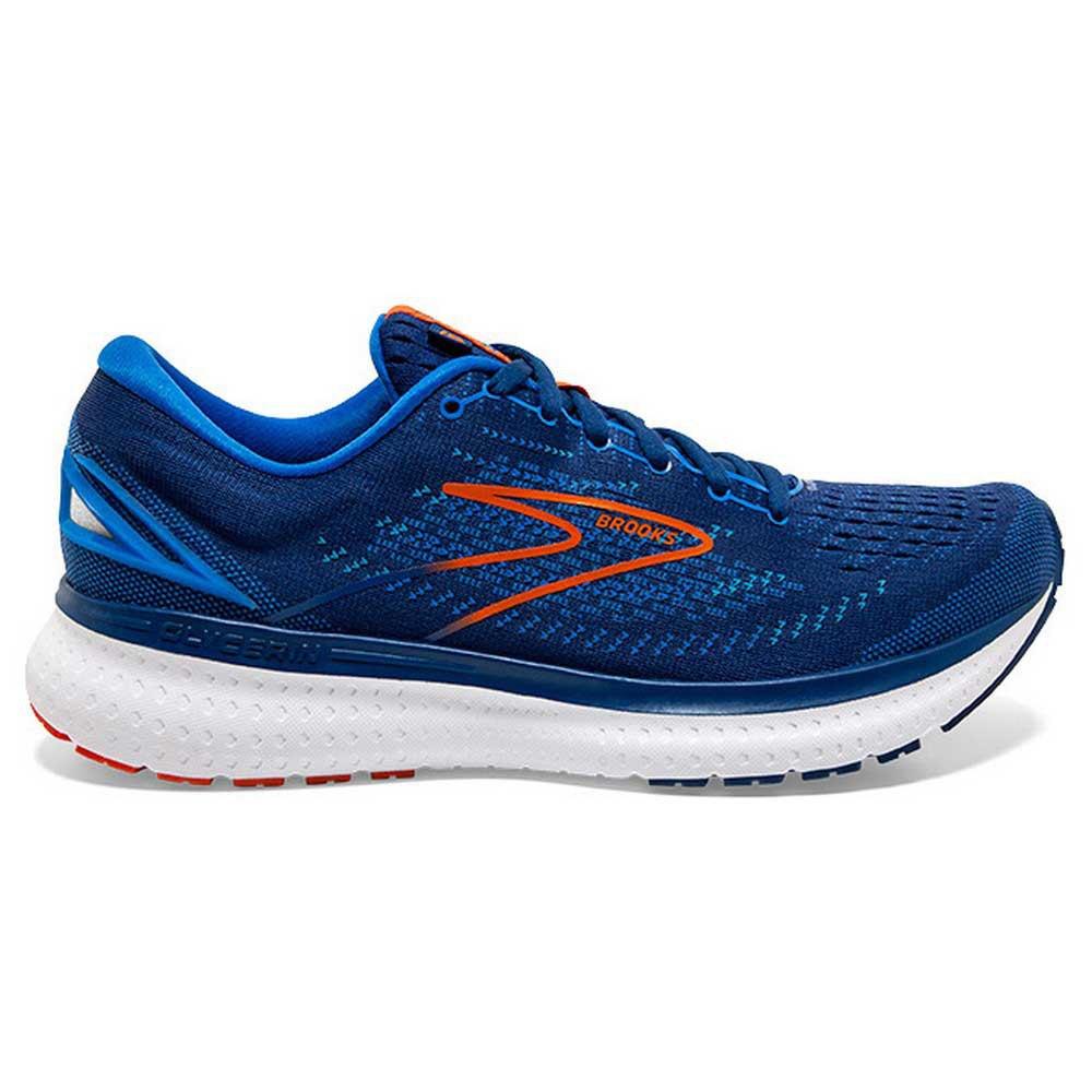 Brooks Zapatillas Running Glycerin 19 Navy / Blue / Orange
