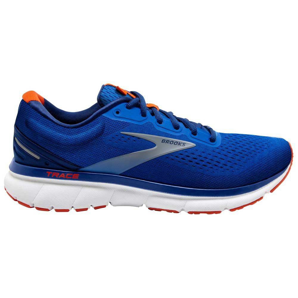 Brooks Trace EU 40 1/2 Blue / Navy / Orange