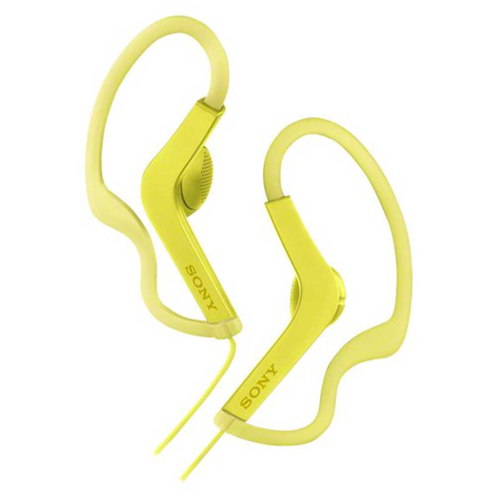 Sony Mdr-as210y One Size Lime