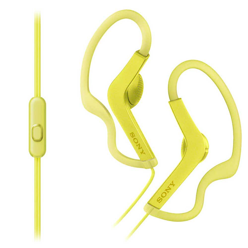 Sony Mdr-as210apy One Size Yellow