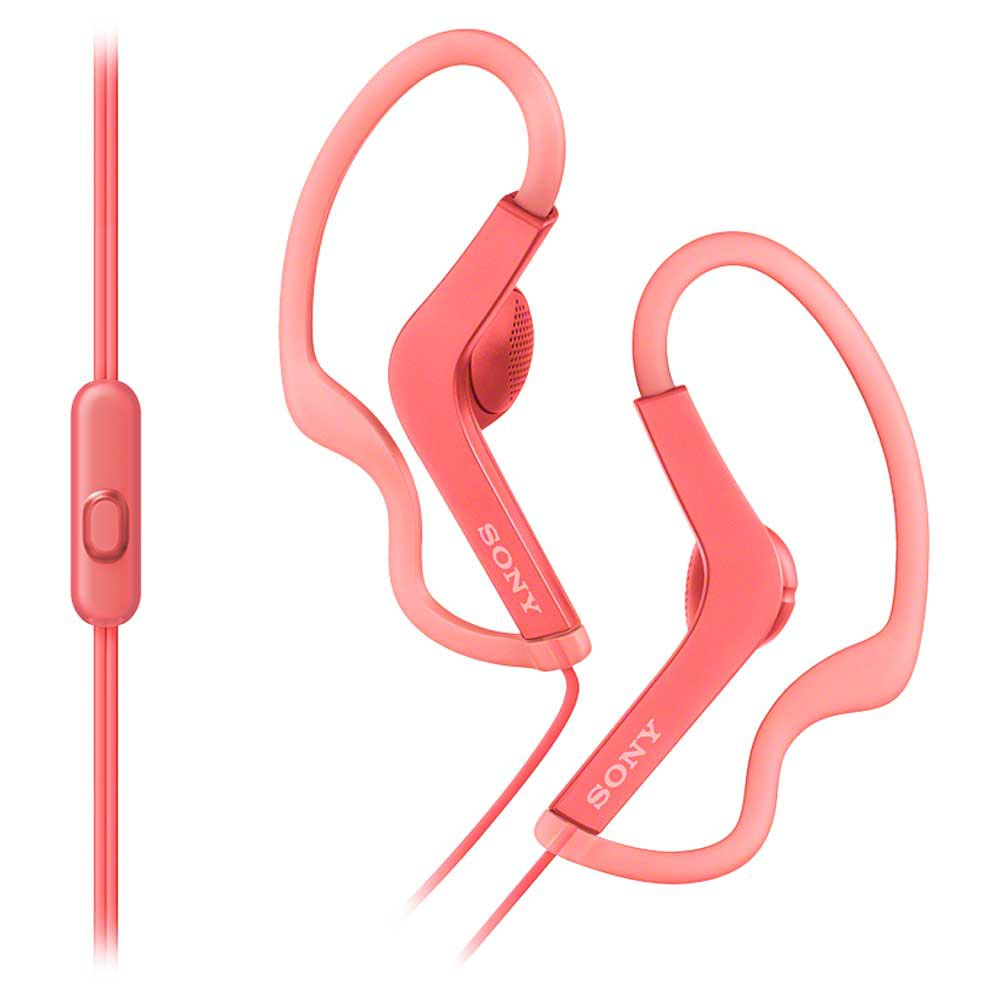Sony Mdr-as210app One Size Rose Coral