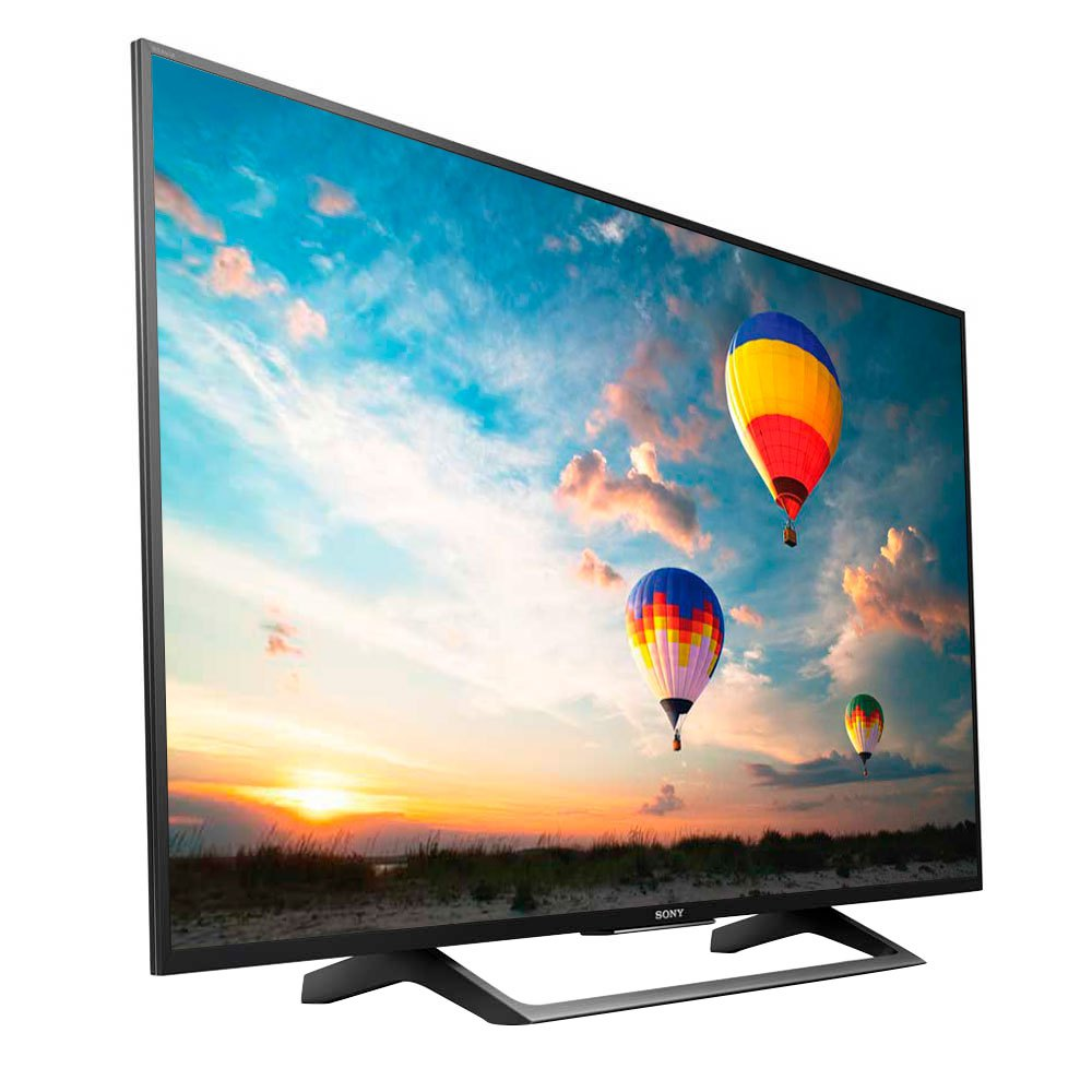 Televisor Sony Kd49xe8096b 49'' 4k Hdr Led One Size Black
