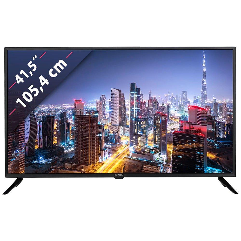 Televisor Dyon Live 42 Pro X 41.5'' Full Hd Led Europe PAL 220V Black
