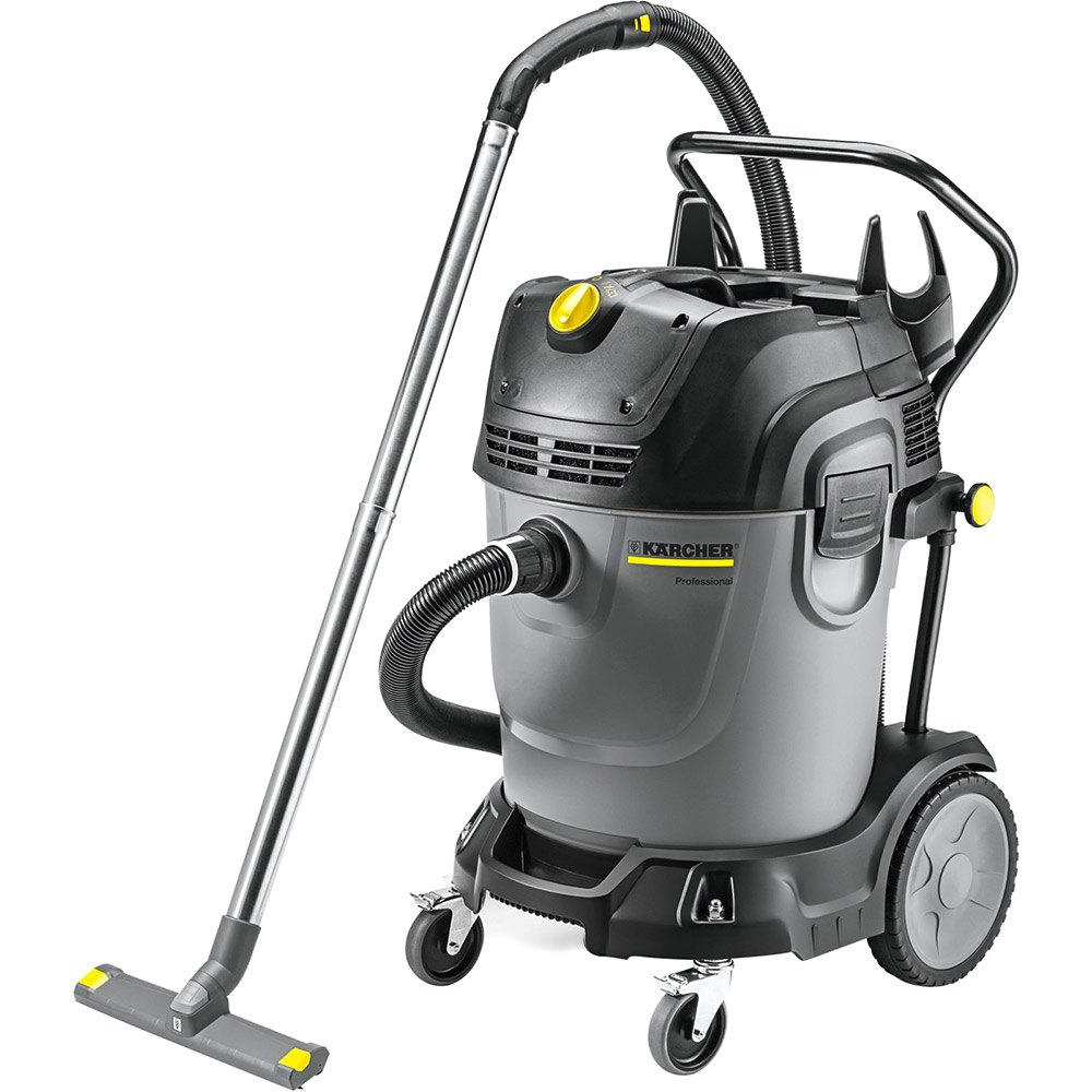 Aspiradora con bolsa Karcher Nt 65/2 Tact2 Wet/dry One Size Grey / Black