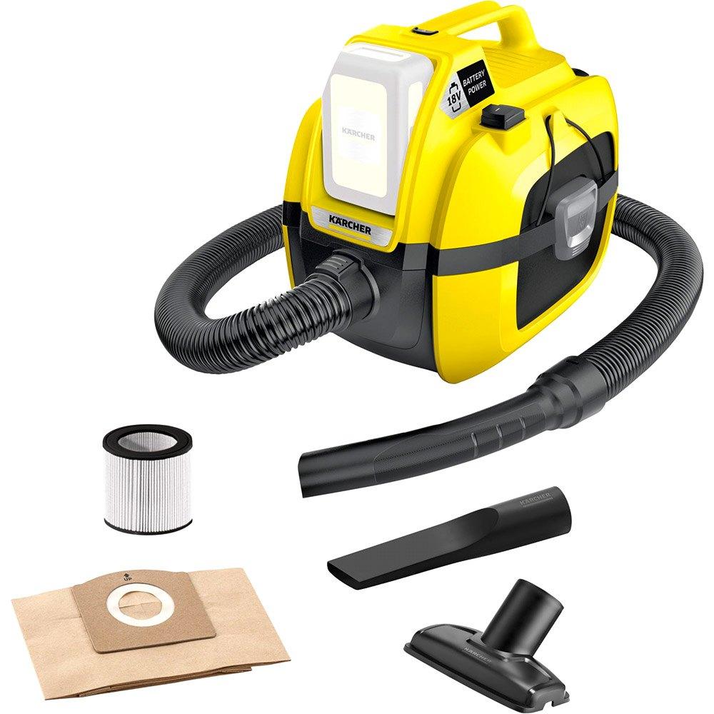 Aspiradora con bolsa Karcher Wd 1 Compact One Size Yellow