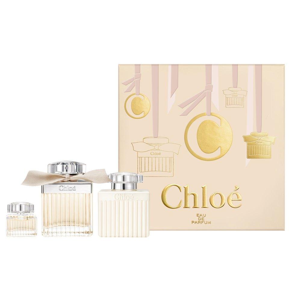 Chloe Signature Eau De Parfum 75ml+body Lotion 100ml+eau De Parfum 5ml One Size