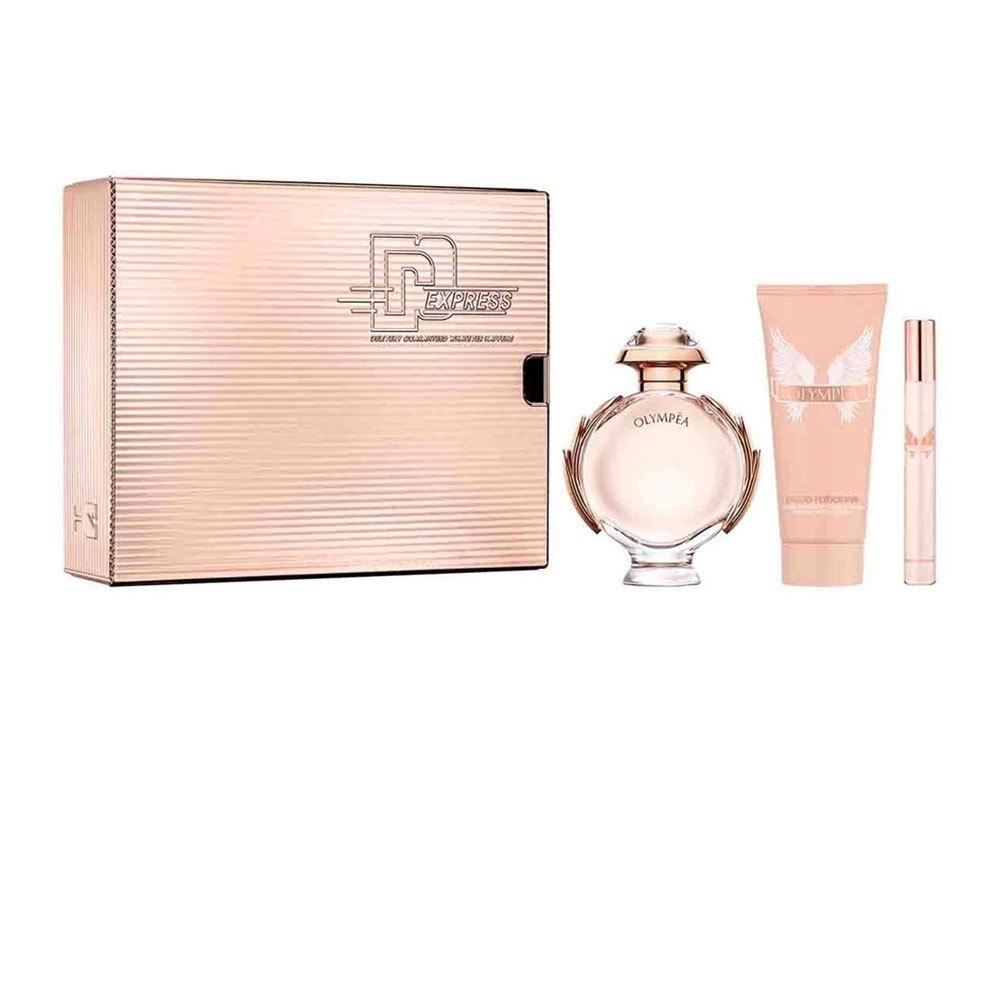 Paco Rabanne Olympea Eau De Parfum 80ml+body Lotion 100ml+eau De Parfum 10ml One Size