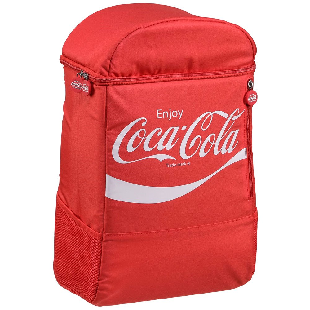 Ezetil Coca Cola Classic Sac Isotherme One Size Red