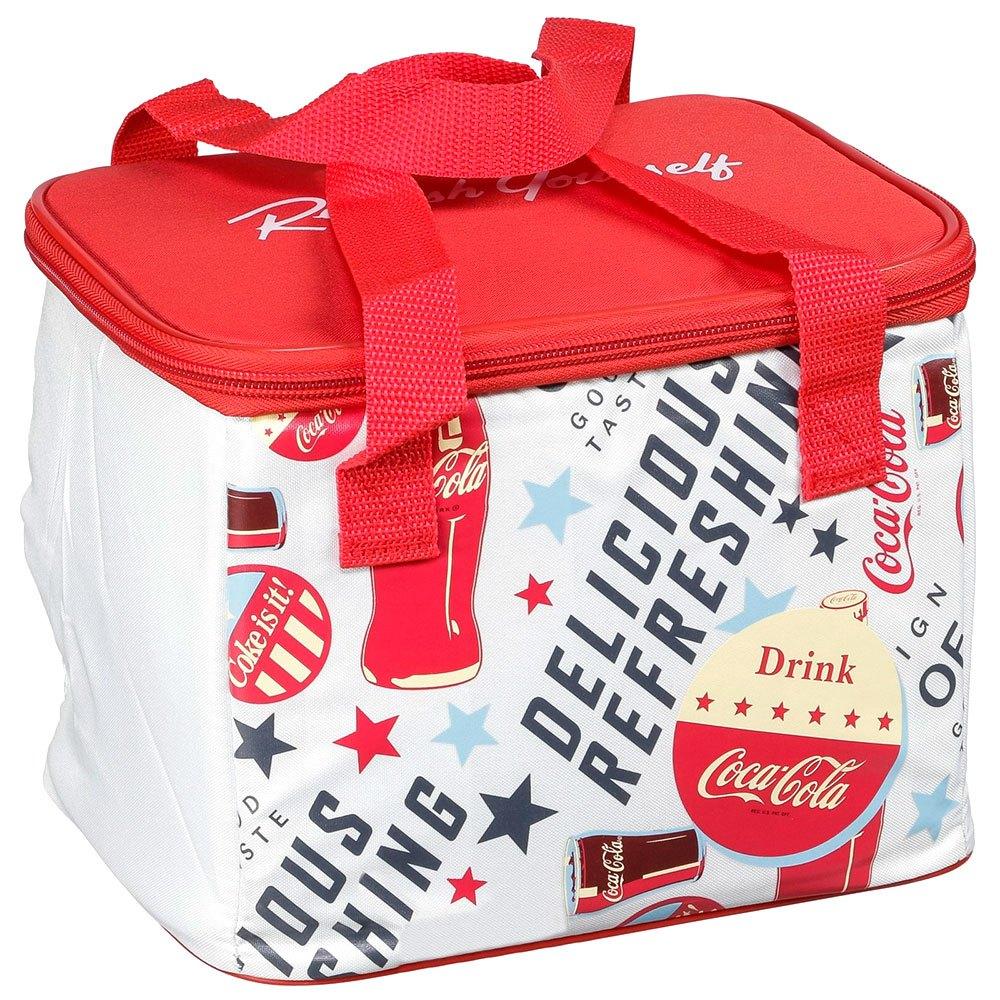 Ezetil Coca Cola Fresh 5l Sac Isotherme One Size White / Red