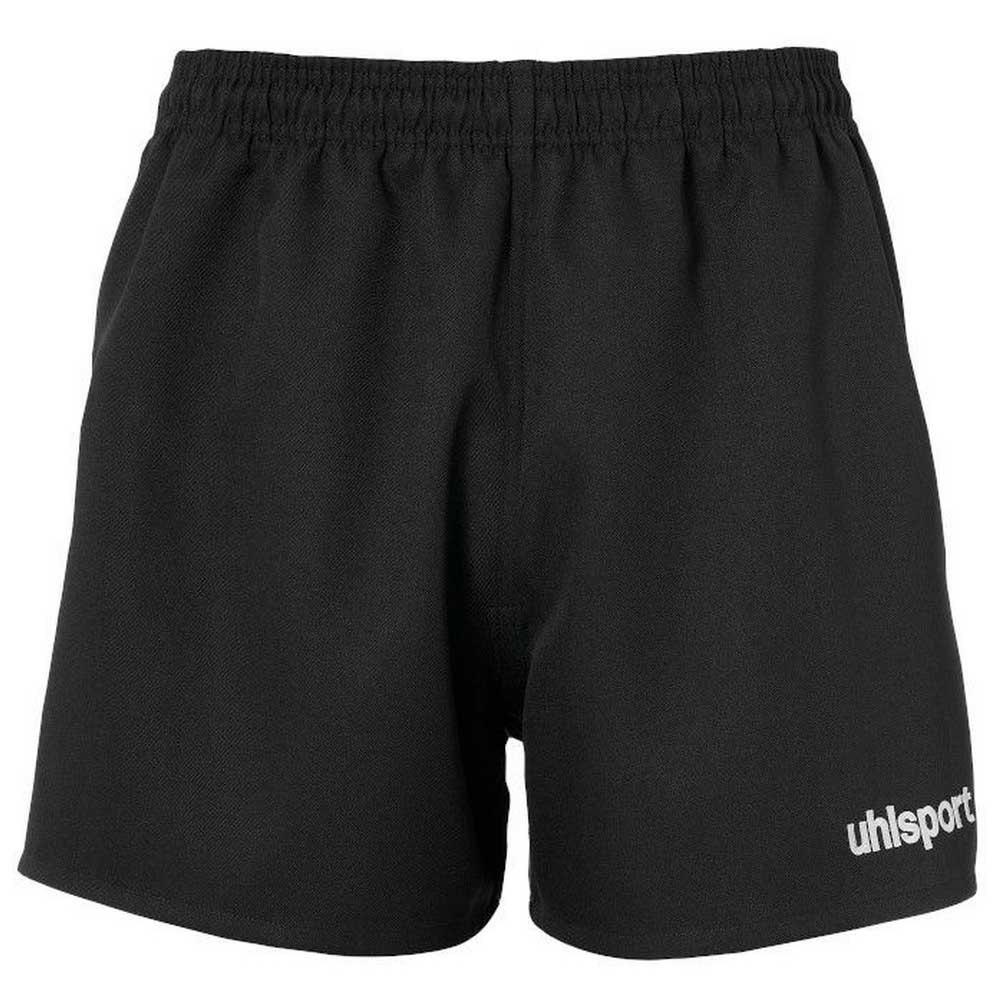 Uhlsport Short Rugby 116 cm Black