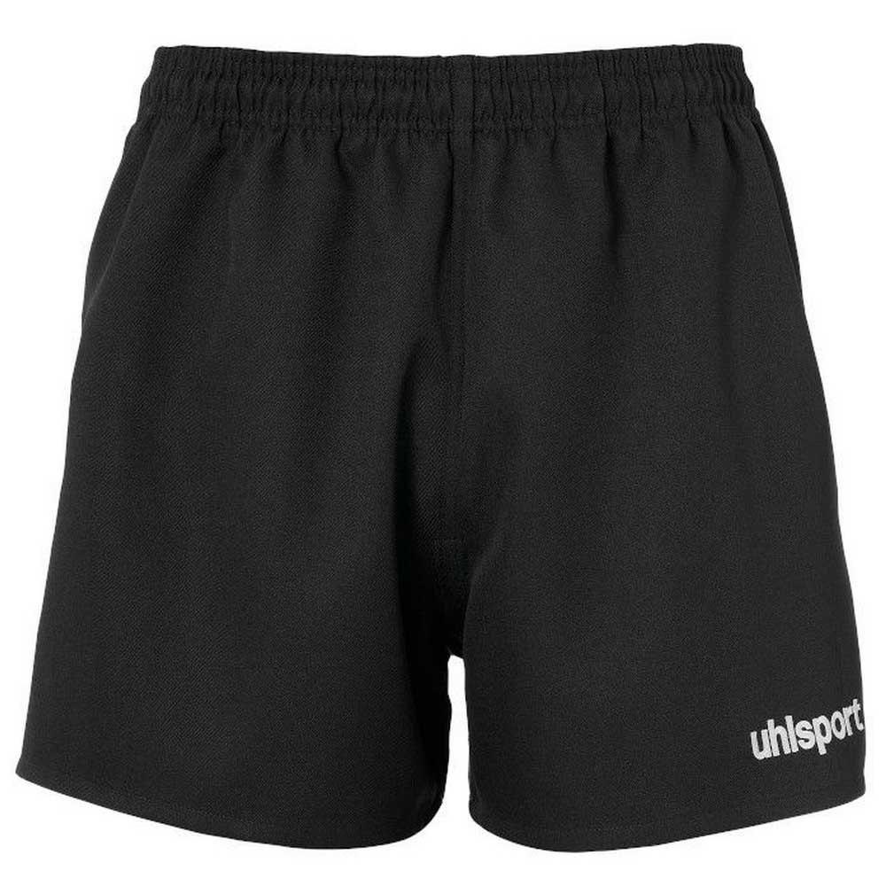 Uhlsport Short Rugby M Black