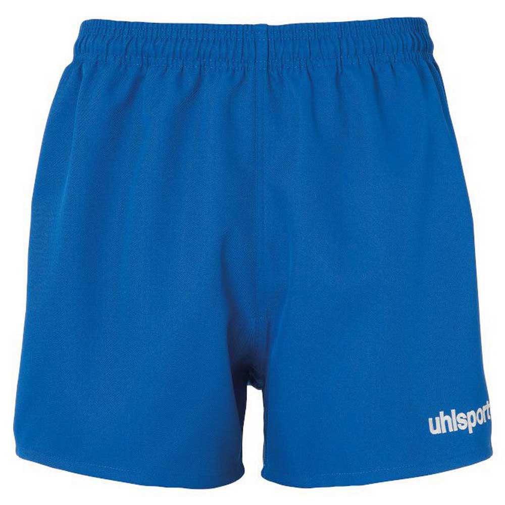 Uhlsport Short Rugby M Azure