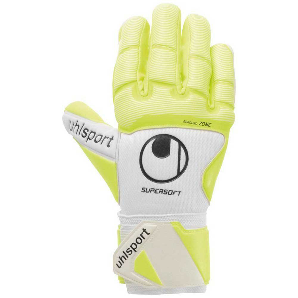Uhlsport Pure Alliance Supersoft Hn 4.5 White / Fluo Yellow / Black