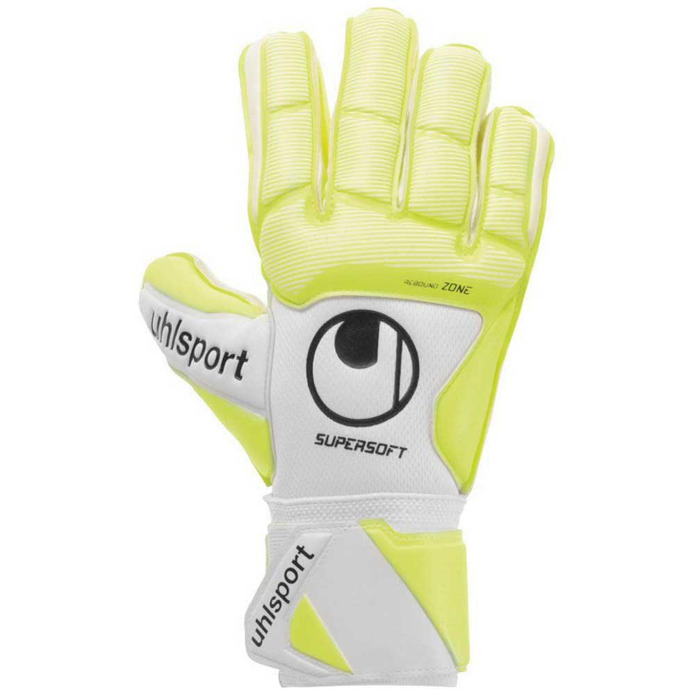 Uhlsport Pure Alliance Supersoft 11 White / Fluo Yellow / Black