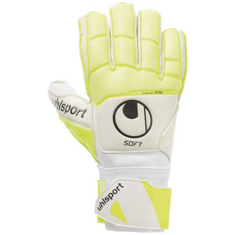 Uhlsport Pure Alliance Soft Flex Frame 5.5 White / Fluo Yellow / Black
