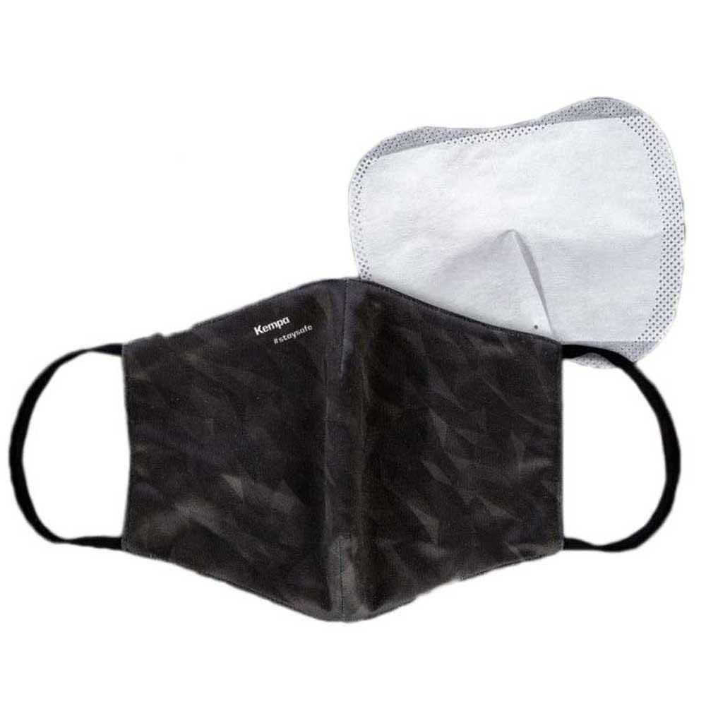 Kempa Masque Avancée One Size Black
