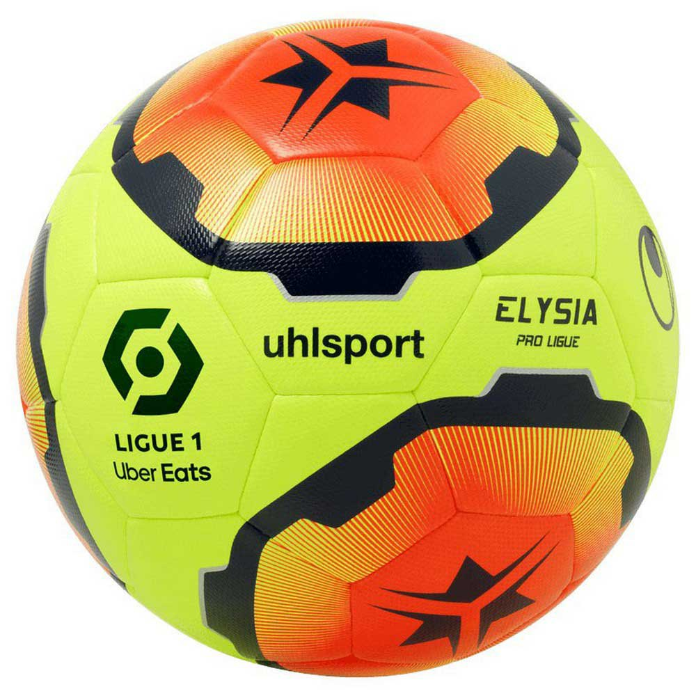 Uhlsport Elysia Pro Ligue 5 Fluo Yellow / Red Fluor