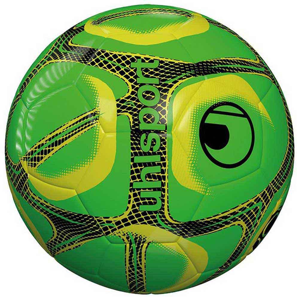 Uhlsport Triomphéo Club Training 3 Green Fluor / Fluo Yellow