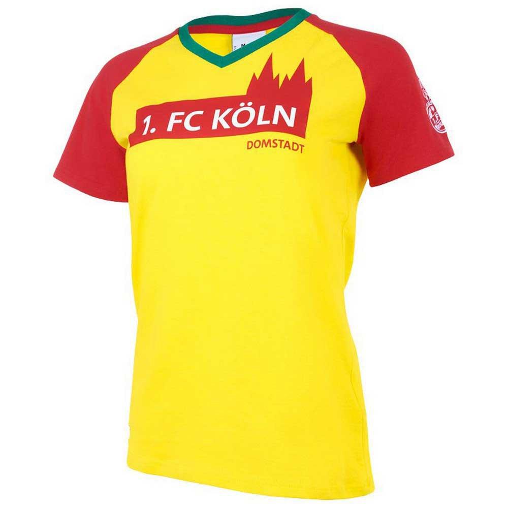 Uhlsport T-shirt Fc Köln 3.0 XS Multicolour