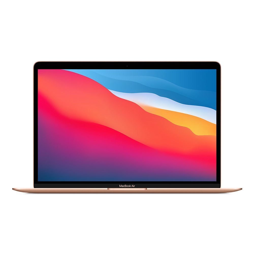Portátil Apple Macbook Air 13'' M1/8gb/512gb Ssd Spanish QWERTY Gold