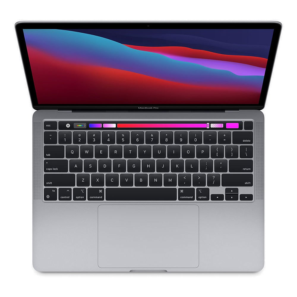 Portátil Apple Macbook Pro 13'' M1/8gb/256gb Ssd Spanish QWERTY Space Grey