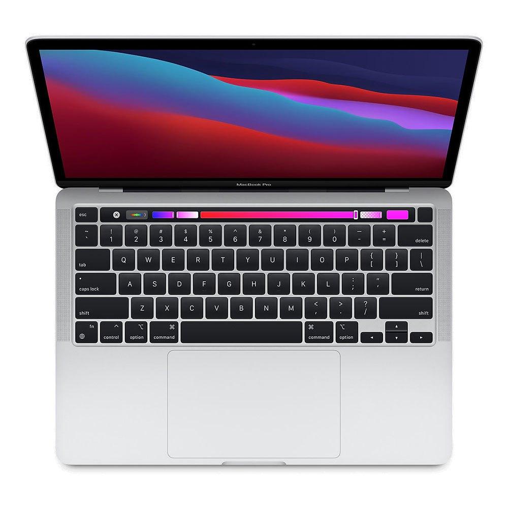 Portátil Apple Macbook Pro 13'' M1/8gb/512gb Ssd Spanish QWERTY Silver