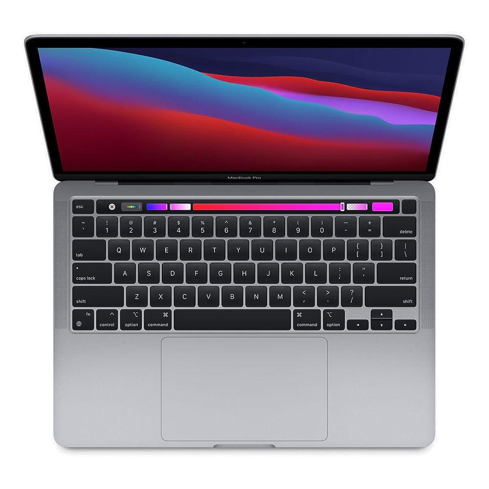 Portátil Apple Macbook Pro 13'' M1/8gb/512gb Ssd Spanish QWERTY Space Grey
