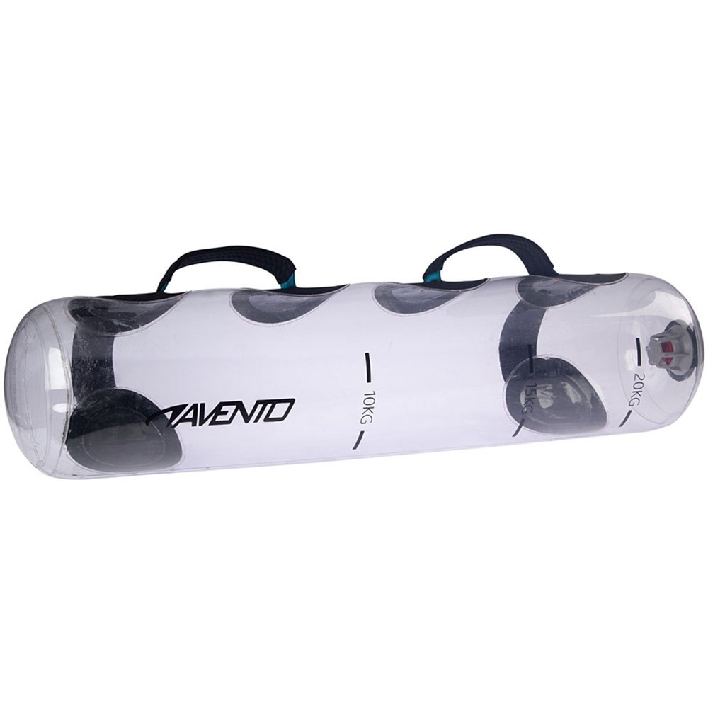Avento Multi Trainer Inflatable Water Bag 20 Kg One Size Clear / Black