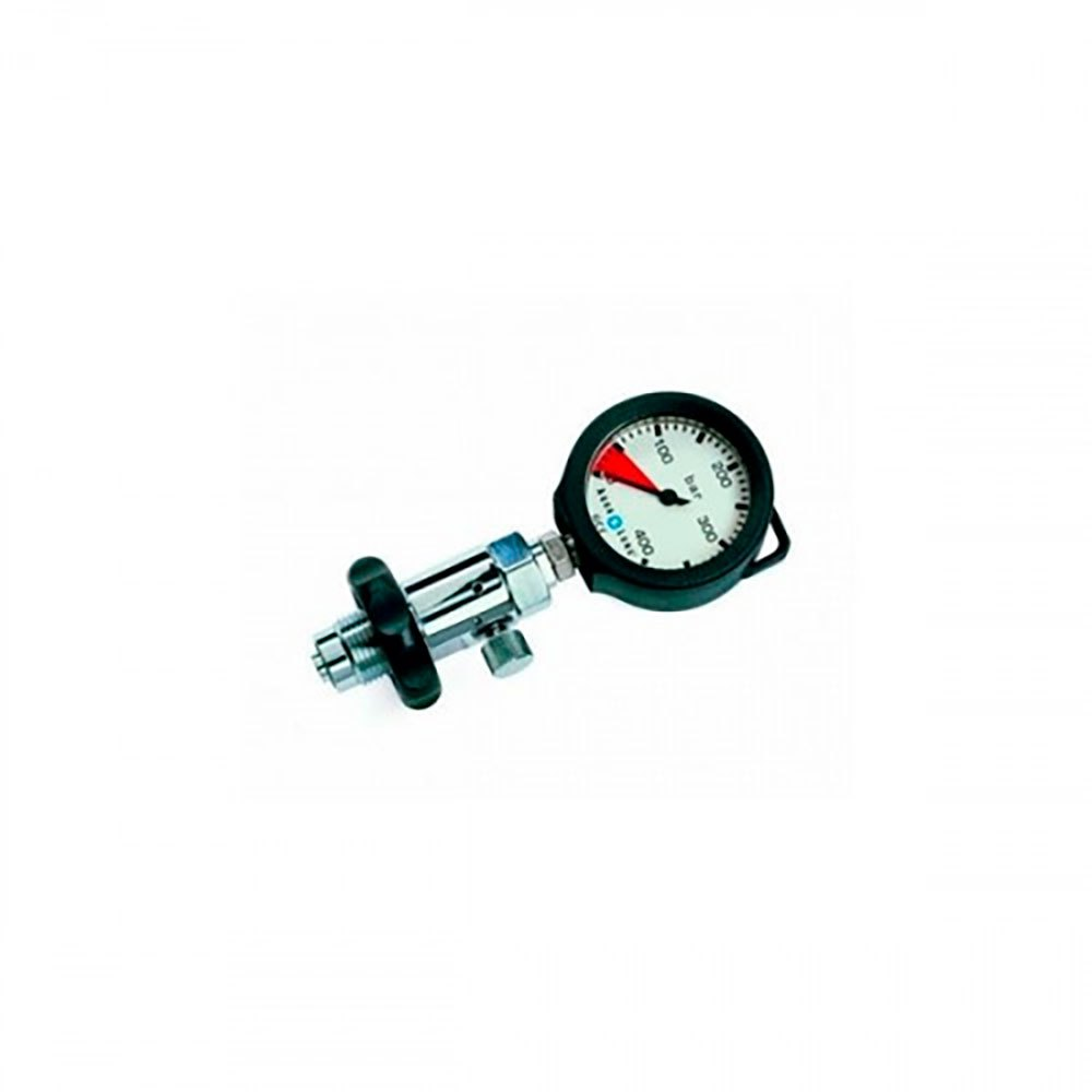 Aqualung Din 300 Bar Manometer/Druckmesser Din 300 Bar