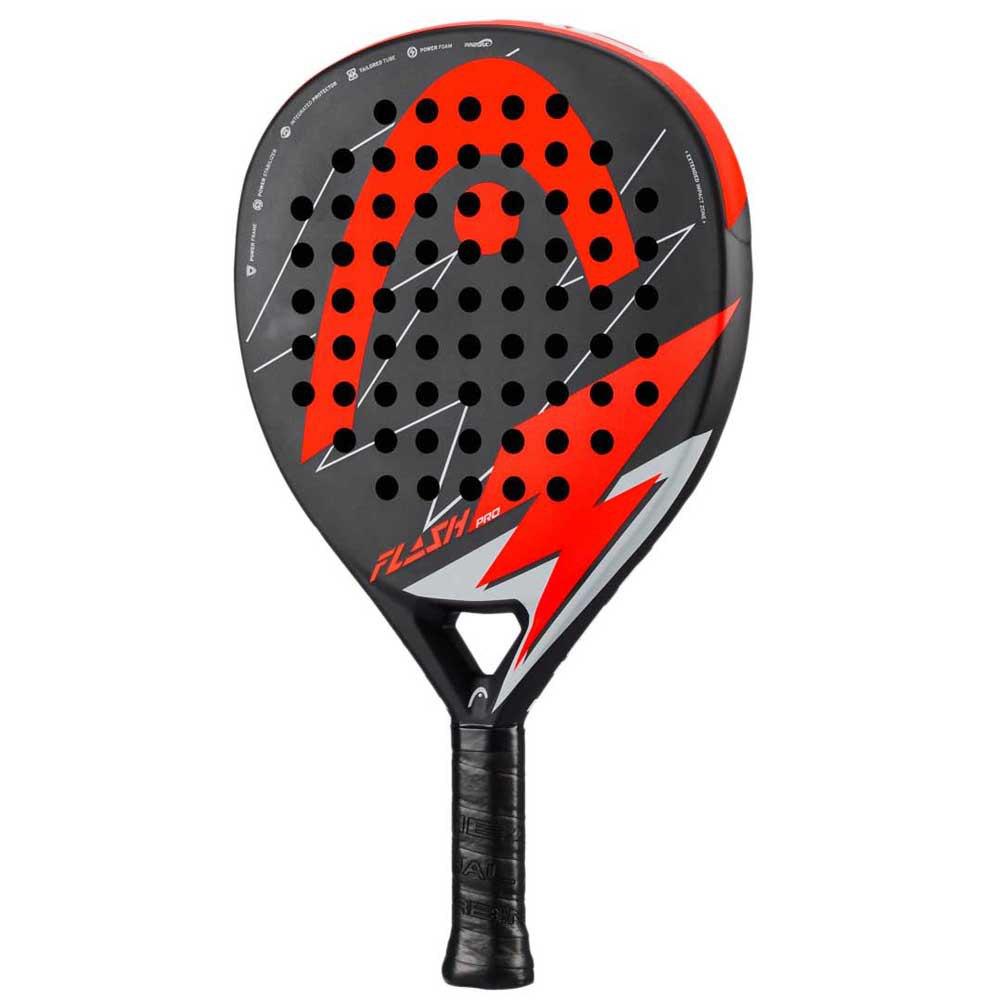 Head Racket Raquette Padel Flash Pro One Size Black / Red
