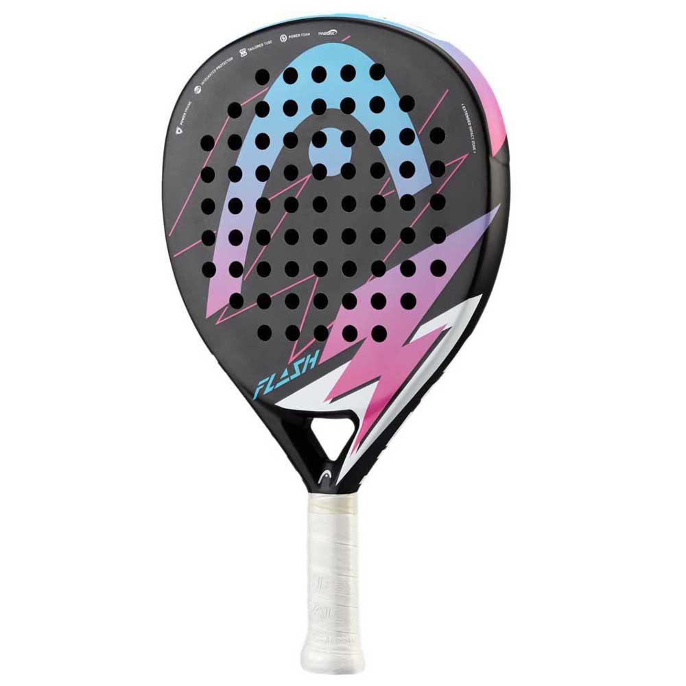 Head Racket Pala Pádel Flash One Size Pink / Black