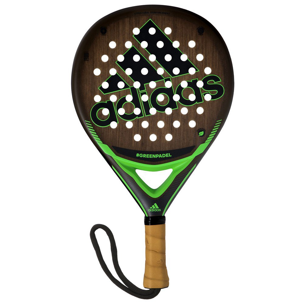 Adidas Padel Green One Size Brown / Black / Green