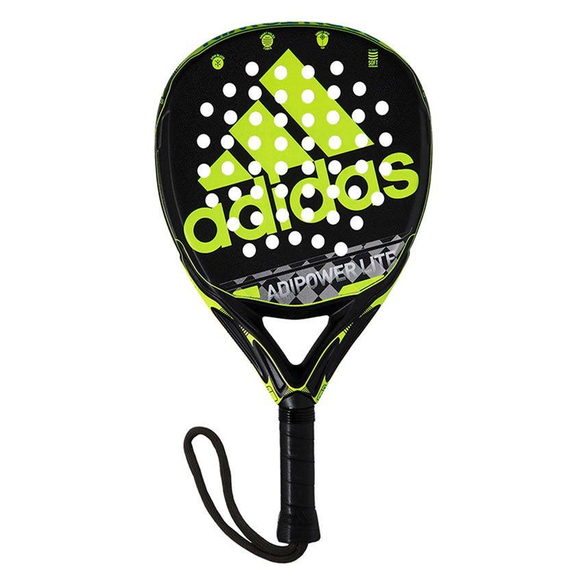 Adidas Padel Adipower Lite One Size Black / Lime