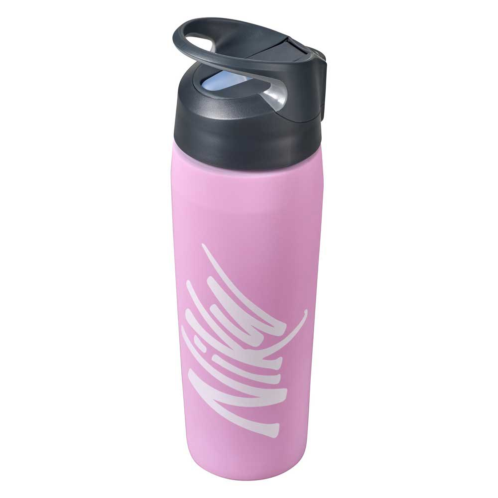 Nike Accessories Ss Hypercharge Straw 946ml One Size Pink / Grey / White